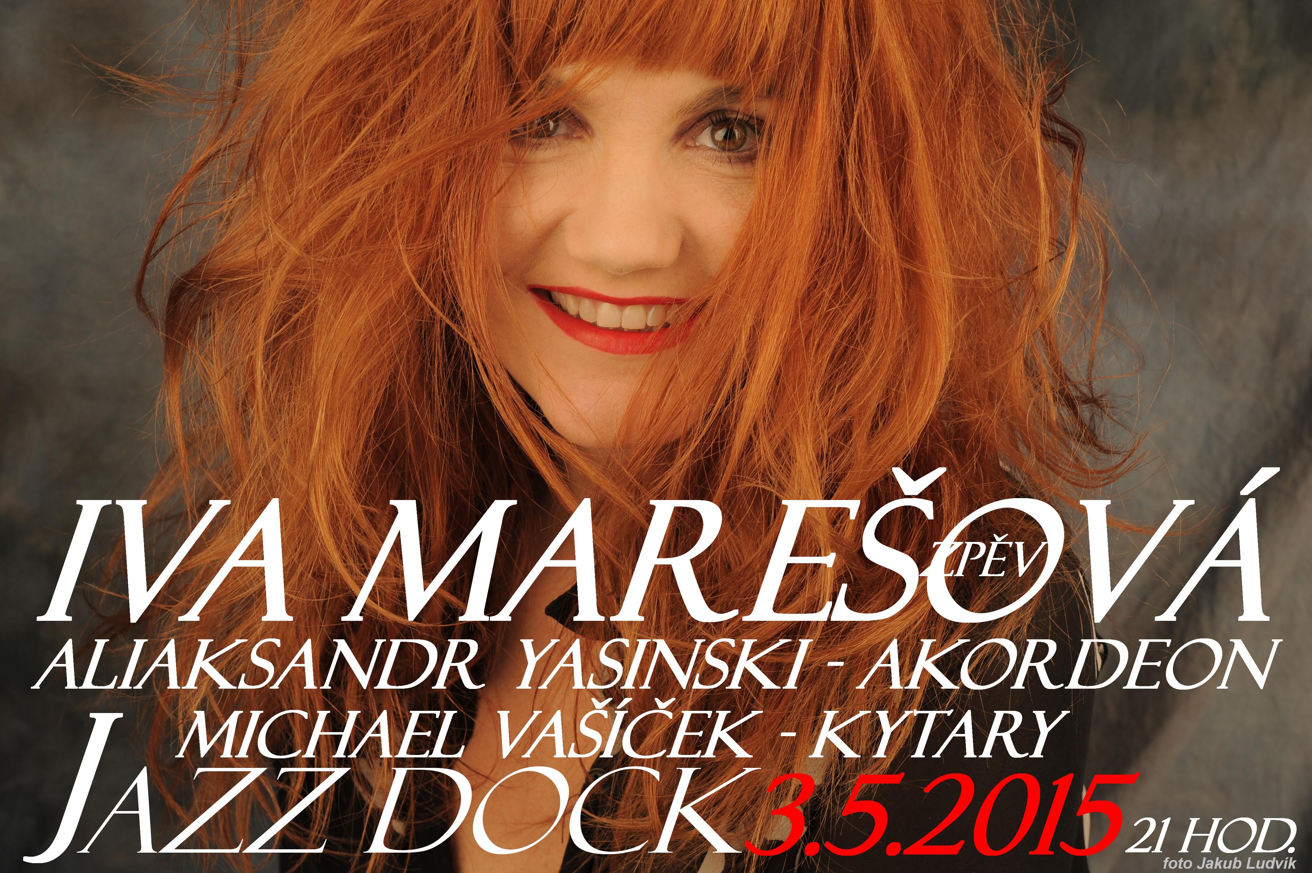 pozvánka jazz dock 3.5.2015