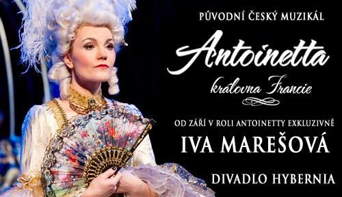 Iva - Antoinetta exkluzivně
