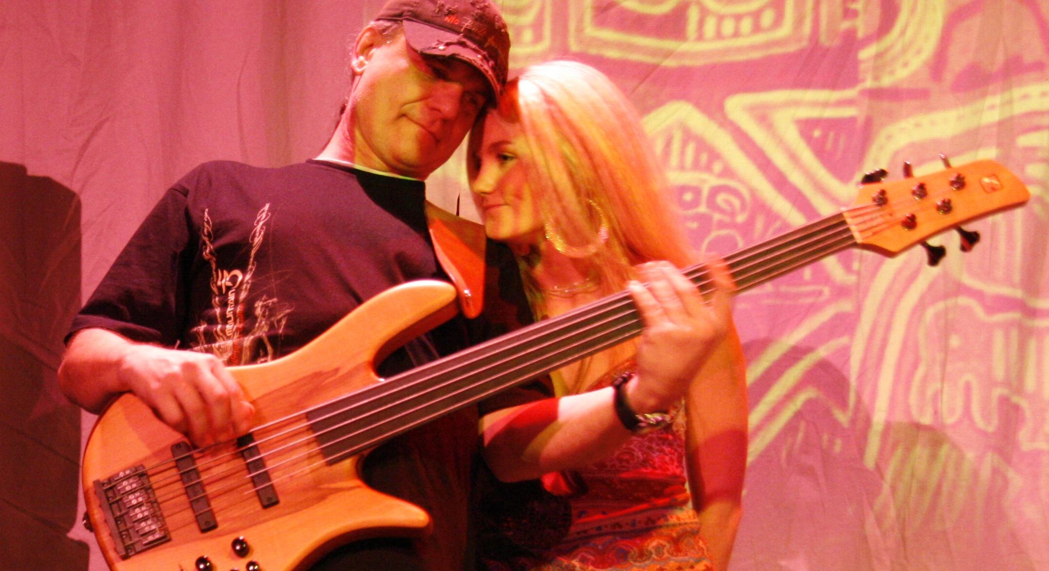 Iva a Jíra Meisner koncert 999 divadlo Kampa